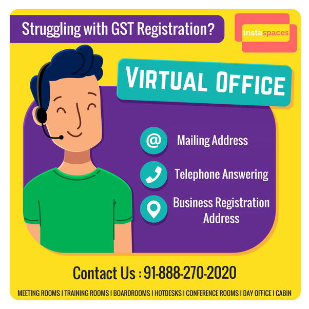 Which is the cheapest virtual office service in Mumbai for company