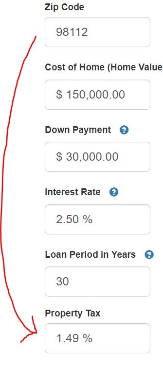what is the best mortgage calculator in the usa