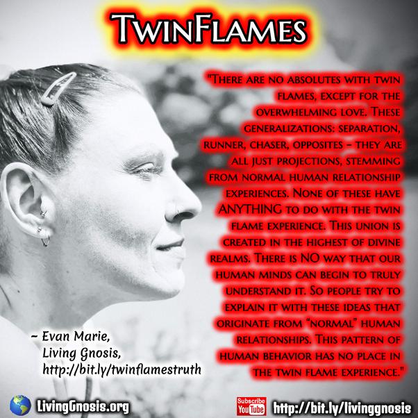 Twin Flame Similarities