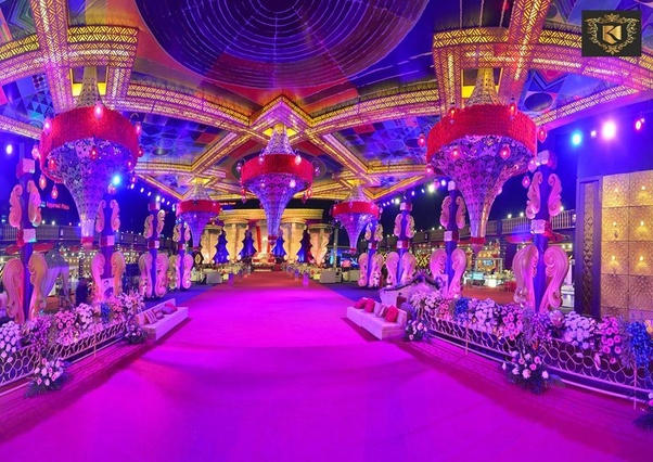 Which is the best wedding planner company in Delhi Quora