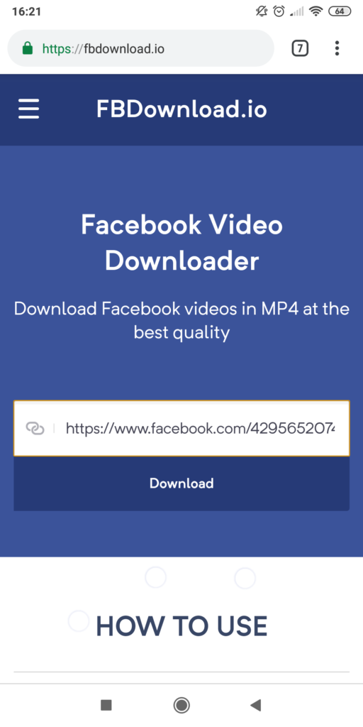 How to download videos posted on Facebook - Quora