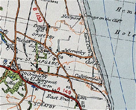 Norfolk California Map.Have You Ever Been To California Quora