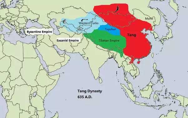 cc essay tang china and the byzantine empire World history unit 2 byzantine empire, russia  china and the west  how did the byzantine empire carry on the traditions of the roman empire.