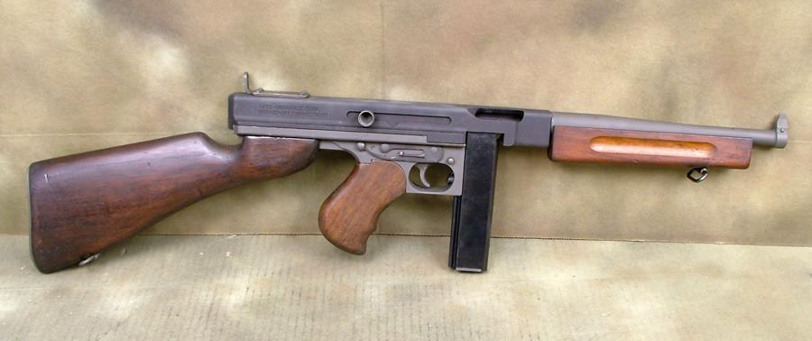 How reliable was the M1 Thompson in combat in WW2? - Quora