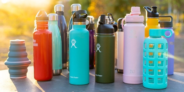 What is the future of the reusable water bottles market? - Quora