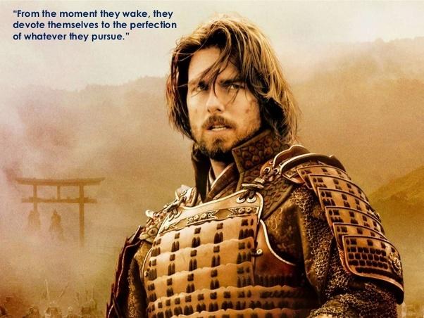 watch the last samurai