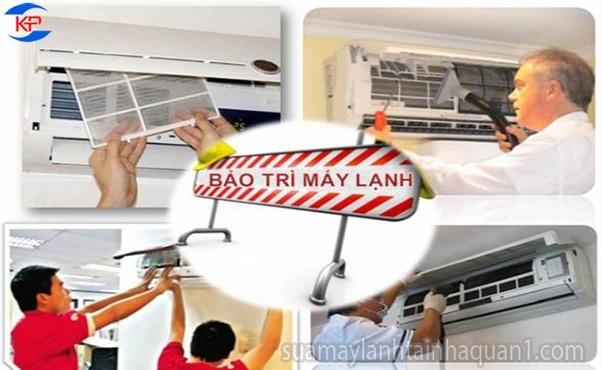 Sửa máy lạnh quận 2 chuyên sửa máy không làm lạnh giá rẻ
