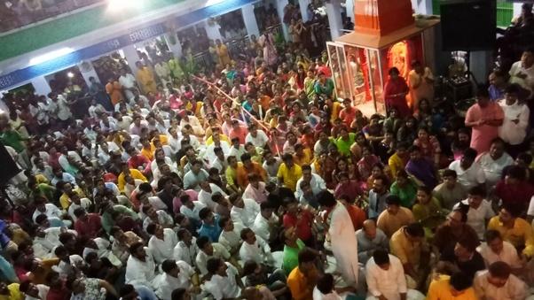 What will the crowds be like on Ekadashi at Khatushyam? - Quora