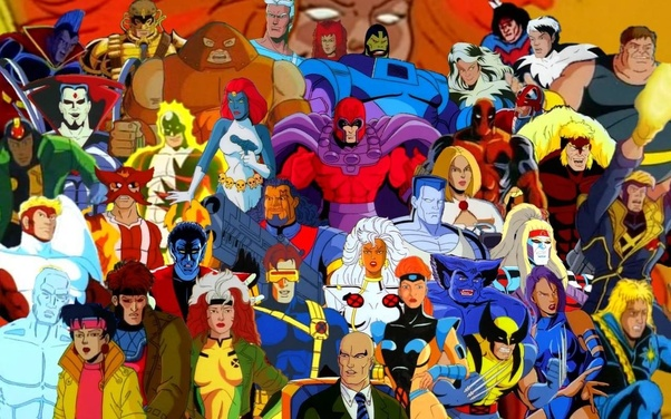 How Closely Does The 1990s X Men Animated Series Fall In Line With The Comics Quora