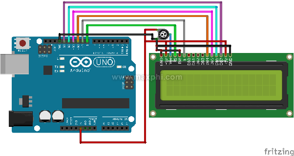 how to connect rf24 to arduino