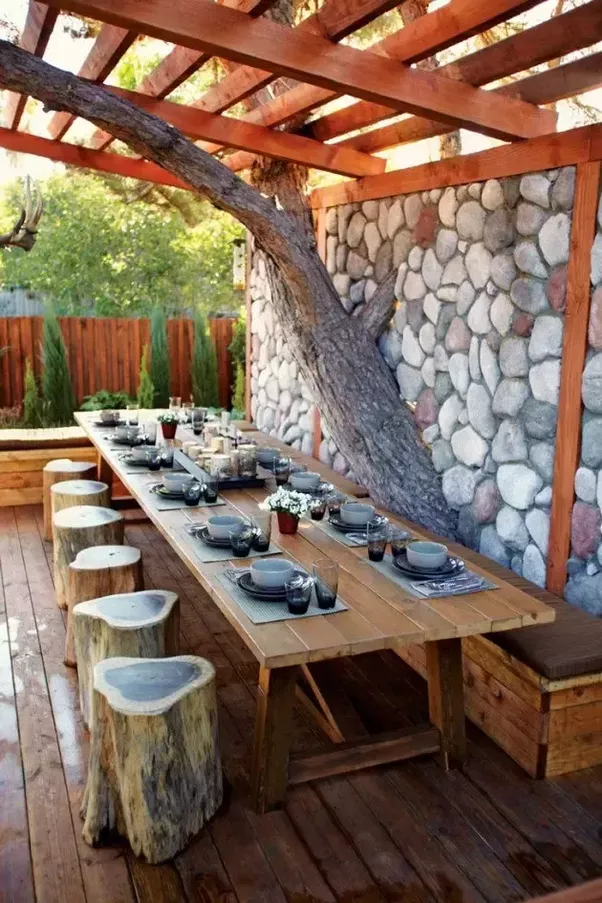 Home Design Quora Part - 42: Landscaping Design Is Important Because It Makes Your Home More Safe And  Secure. For Example, Lets Talk About The Retaining Walls And Other Types Of  ...