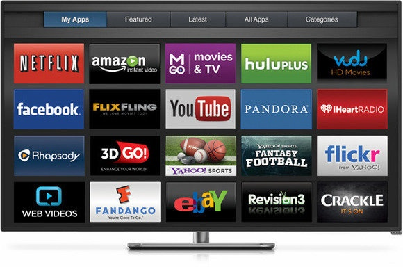 Do Vizio TVs have a web browser? - Quora