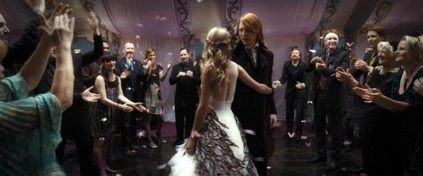 What S The Scene Of Harry Potter S Wedding Quora