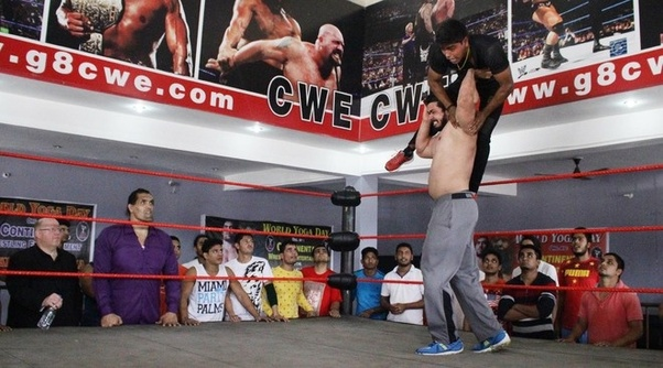 Which is the best centre to learn wrestling in Banglore? - Quora