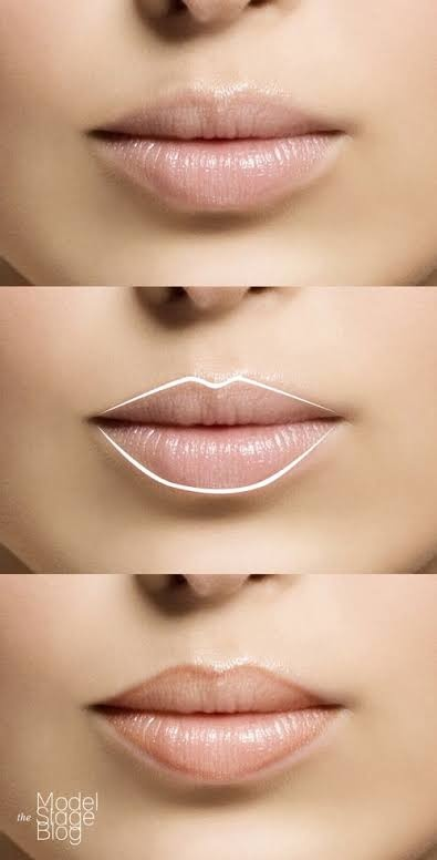 How to reduce my lip's size which has become bigger in size