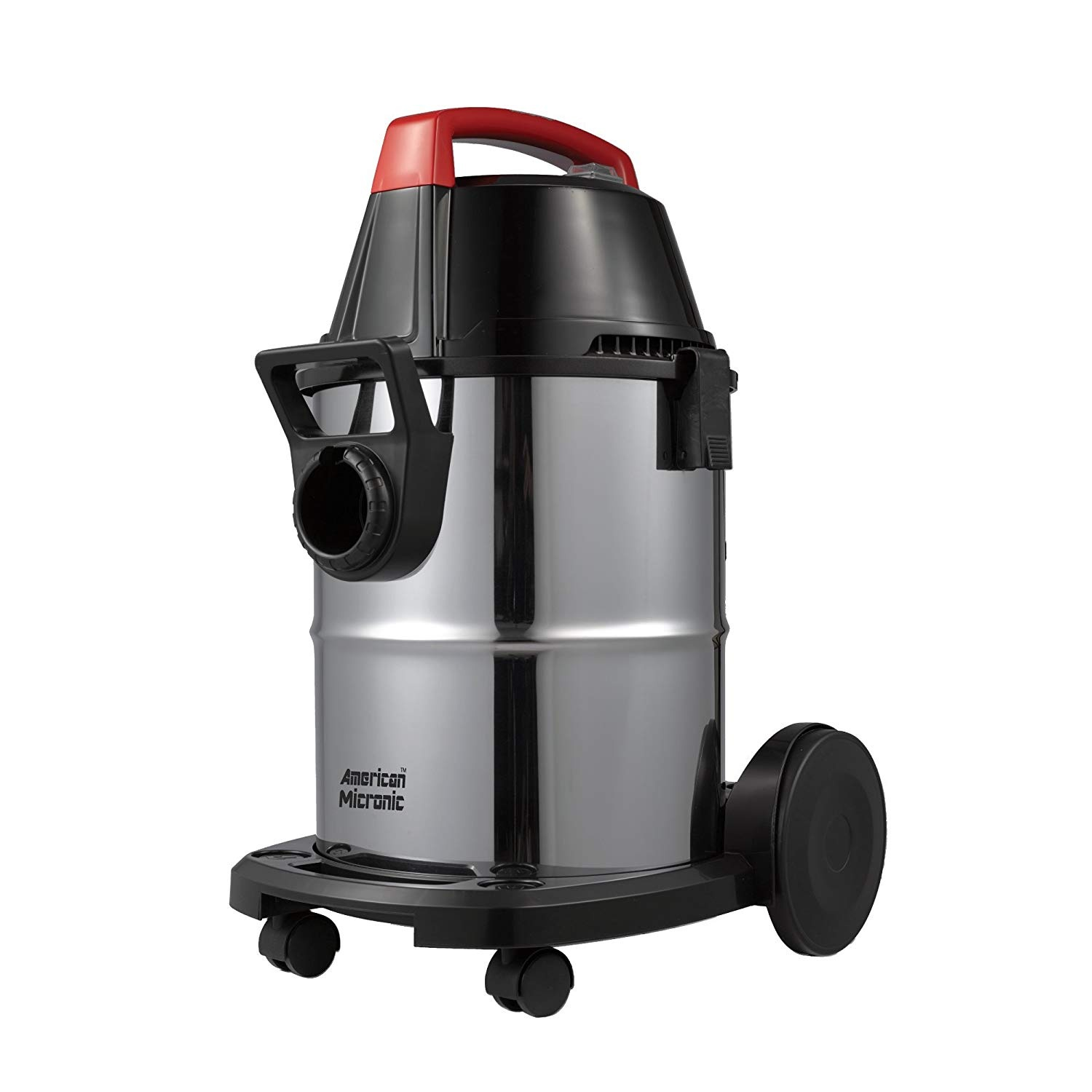 93dd7cadee45 This stainless steel vacuum cleaner is an excellent device to clean your  home or office. Designed to meet your varied needs