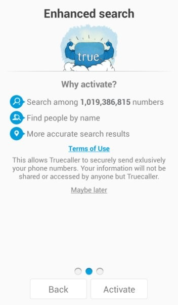 How does Truecaller actually find the name of phone ...