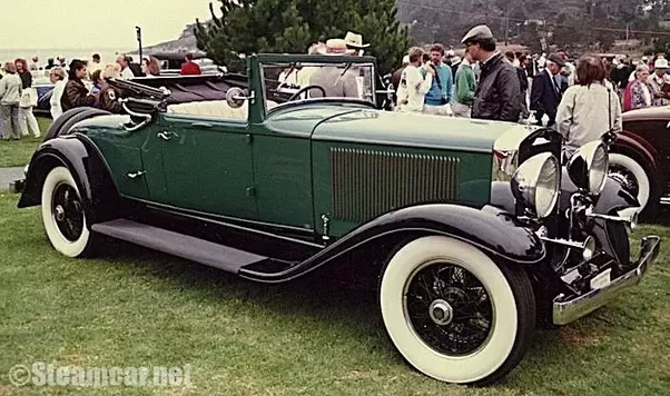 Stanley Steamer Car >> Was there really a car in the 1600s powered by steam? - Quora