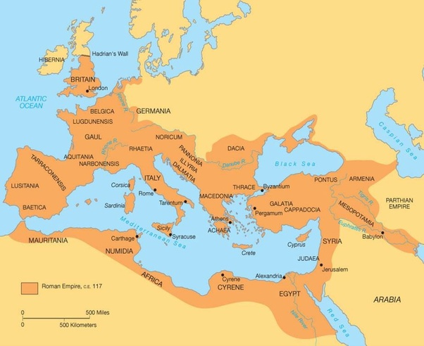 How powerful would a modern day Roman Empire be? - Quora
