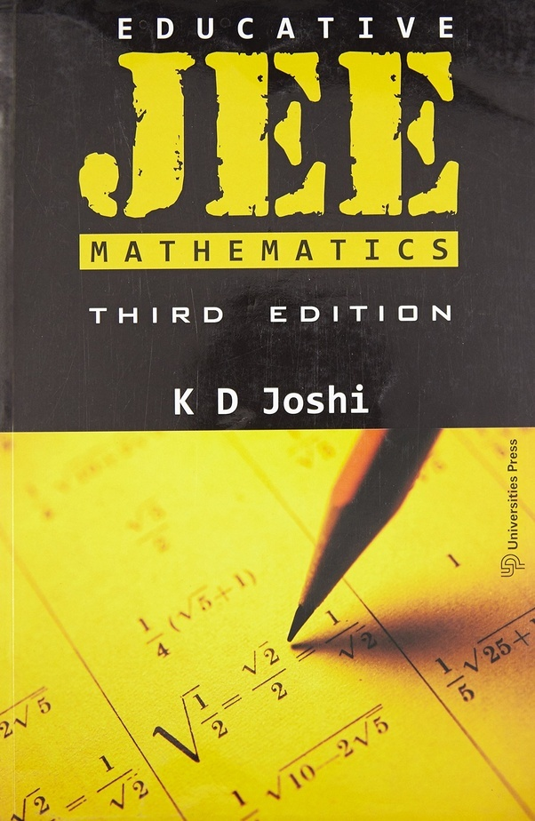 what books did you use for jee advanced maths quora