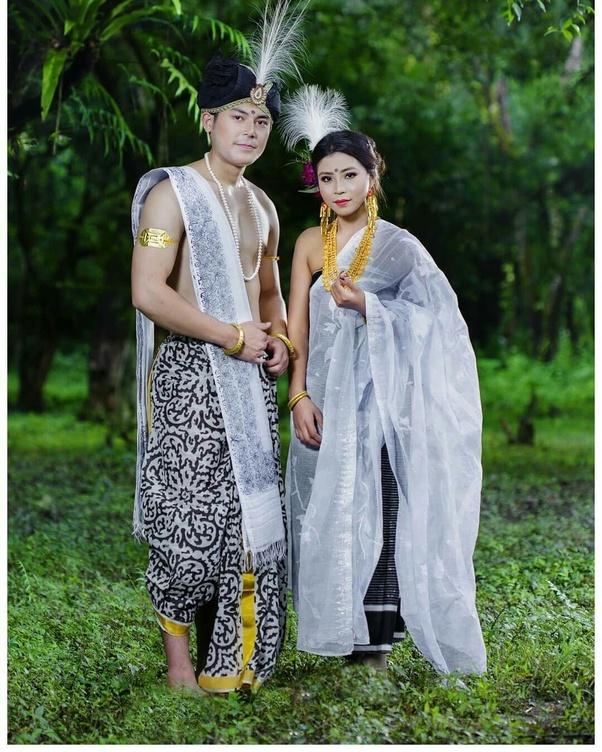 What Do Manipuri Men And Women Wear Quora