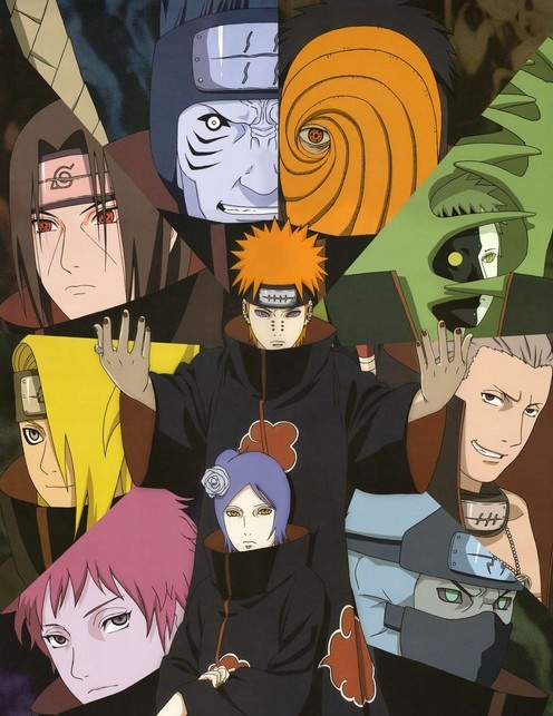 Who Would Win In A Fight Between The Straw Hat Pirates And The Akatsuki Quora