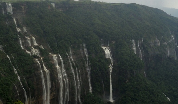 Mawsynram, Meghalaya, best and hidden places in India