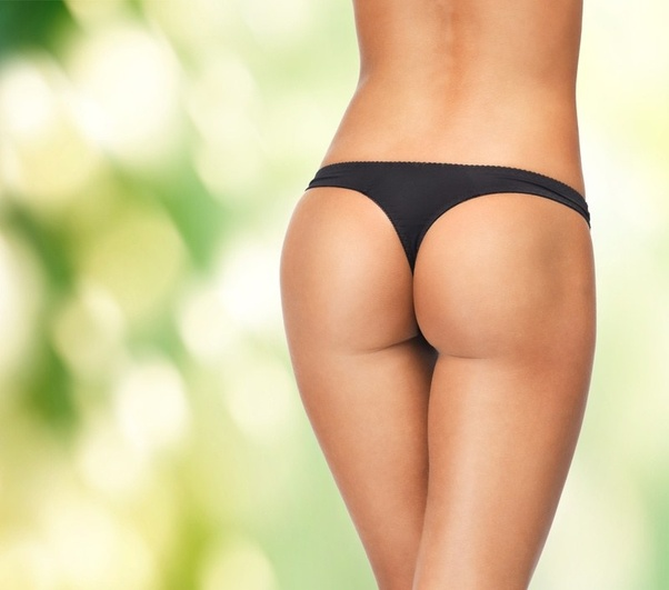 Why do women wear thongs?