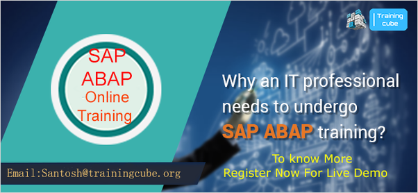What is the best institute for SAP ABAP in Hyderabad? - Quora