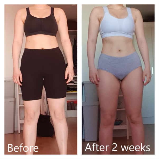 What Was Your Experience With Chloe Ting S Two Week Ab Workout Quora