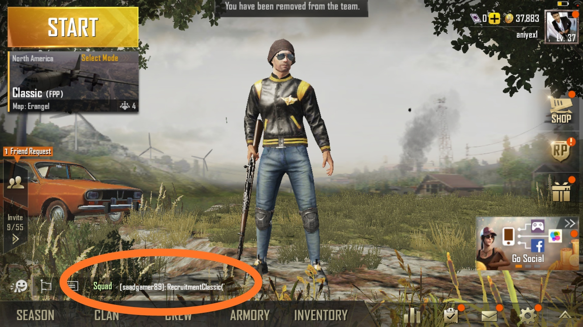 How to enter a chat room in PUBG - Quora
