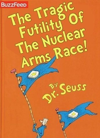 Cold war childrens book