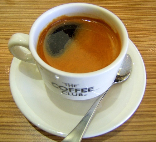 It Is A Standard Espresso Short Black But Lengthened By The Addition Of Hot Boiling Water