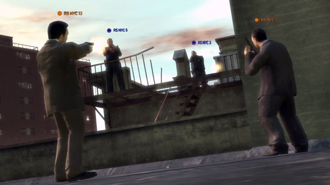 Is Grand Theft Auto IV multiplayer any good? - Quora
