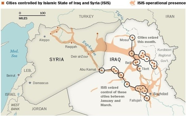 good reading 4 key things to know about the islamist surge in iraq