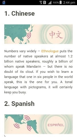 Is Hindi The Most Spoken Language In The World Quora - List of most spoken languages in the world