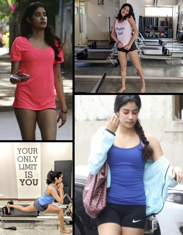 Do Bollywood actresses have naturally fit bodies or do ...