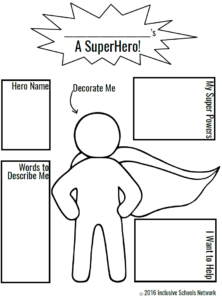 How to create a new super hero character for DC or Marvel - Quora