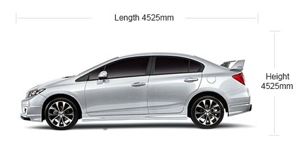 The Powerpacked Technology Is Enlightened To Highlight The 1.8L SOHC I VTEC  16 Valve In Line 4 Cylinder Engine That Engross The Road With A Fuel  Efficiency ...