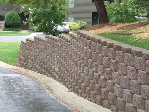 What S A Retaining Wall Quora