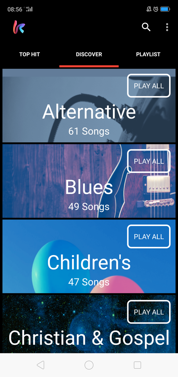 What is the best alternative to Spotify in India for free music