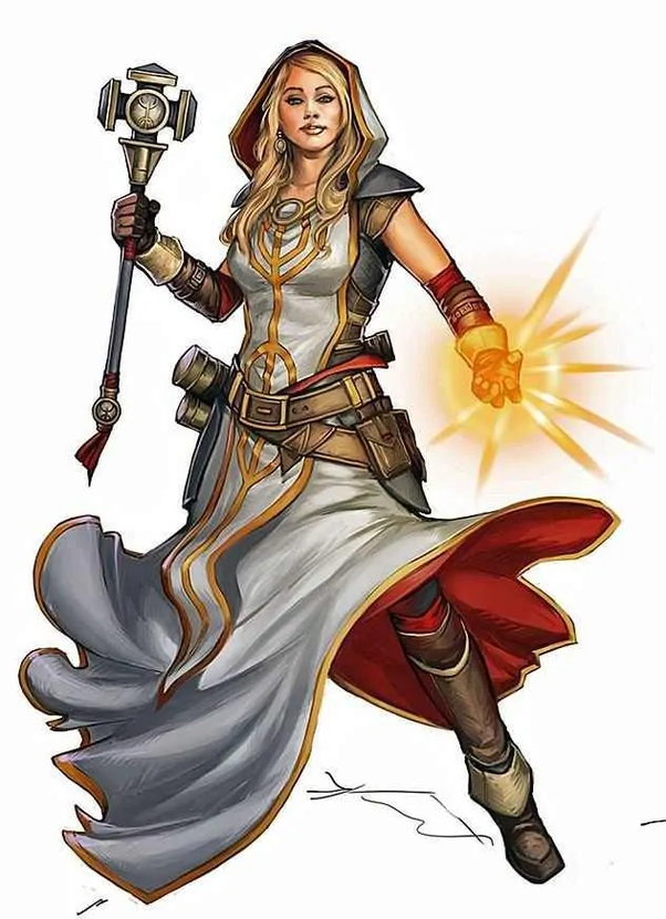 What's a good Cleric build for D&D 5e? - Quora