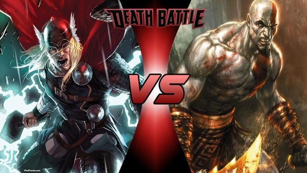 Who Would Win In A Battle Between Kratos And Thor And Why