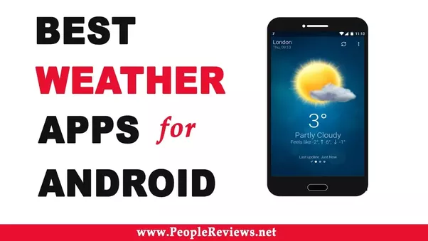 what is the best weather app for iphone what is the best free weather app for android quora 21221