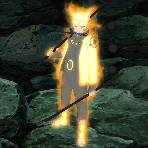 Are Naruto and Sasuke on a god-like level? - Quora