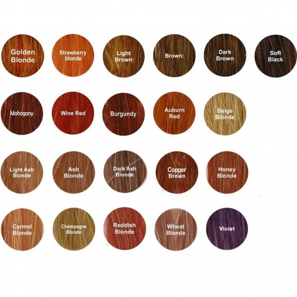 What is the safest and natural hair coloring option available? - Quora