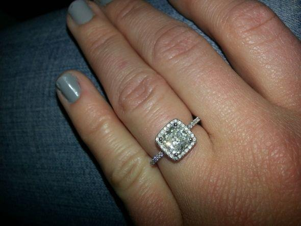 Engagement Rings For Small Chubby Fingers