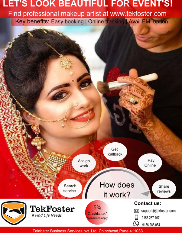 Who All Are The Best Makeup Artists In Pune Quora