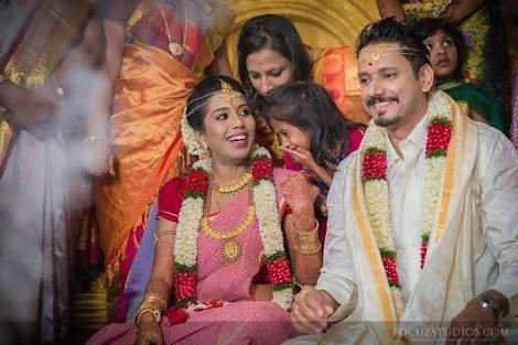 What are the different marriage customs seen in Tamil Nadu (among