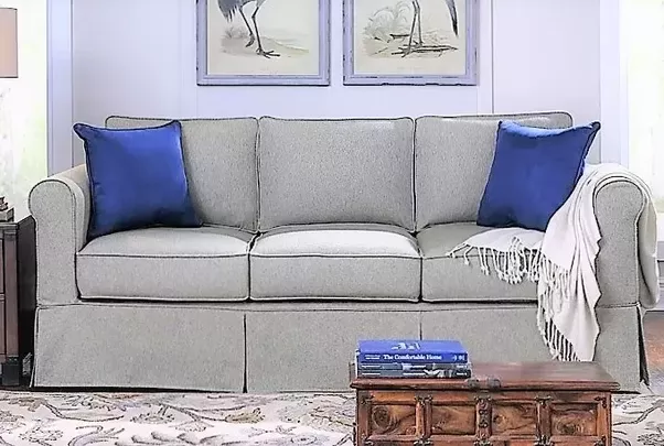 Lovely Megan Sofa (with Slipcover) Shown Below.